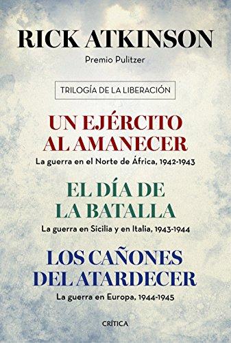 Trilogía de la Liberación (pack) (Spanish Edition)