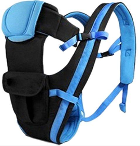 Preisvergleich Produktbild TUJHGF Multifunktional Baby Straps Vier Jahreszeiten Atmungsaktiv,Blue
