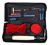 Piano Tuning Kit, Aibay 10 Piece Professional Piano Tuner Tools Including Tuning Hammer