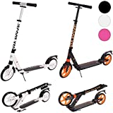 Best Adult Scooters - Ultimate iScoot© X50 Black Adult City Push Kick Review