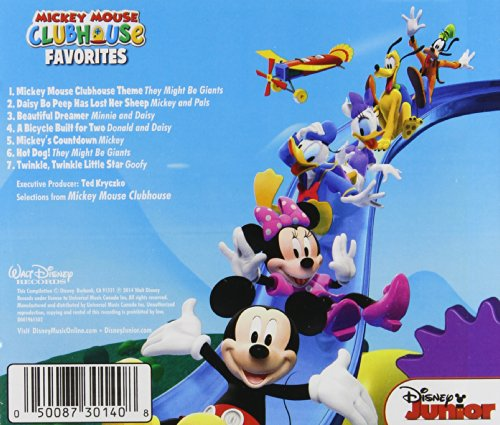 Image of Mickey Mouse Clubhouse Alb