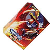 (80EX+20MEGA) 100 PCS Pokemon EX GX MEGA Trainer Energy Cards