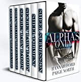 Alphas Only (Six Volume Romance Box Set)