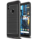 Funda Xiaomi Redmi Note 5 , Ferlinso Silicona Flexible Rugged Armor Híbrido Defensor Shockpr...
