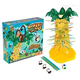 RMS Play & Win – Monkey Tree Game – Das Affen-Baum Kinderspiel [UK Import]