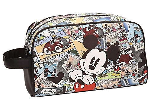 Disney Mickey Comic Vanity, 26 cm, Multicolore