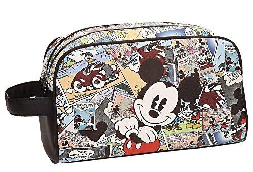 Disney Mickey Comic Vanity, 26 cm, Multicolore
