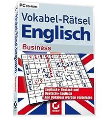 Vokabel-Rätsel Englisch