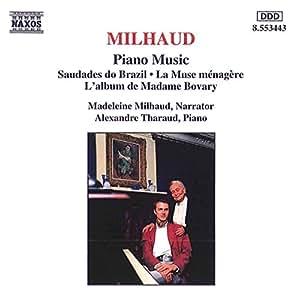 Darius Milhaud: Piano Music