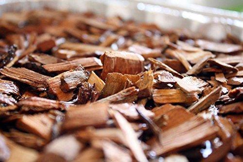 Pro Smoke – Virutas de madera de aliso, haya y cerezo mezcla premium para BBQ, 1,5 L
