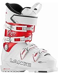 Lange–botas de esquí RX 110W L.V. blanco–mujer–blanco, color blanco, tamaño 25.5