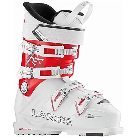 Lange–botas de esquí RX 110W L.V. blanco–mujer–blanco, color blanco, tamaño