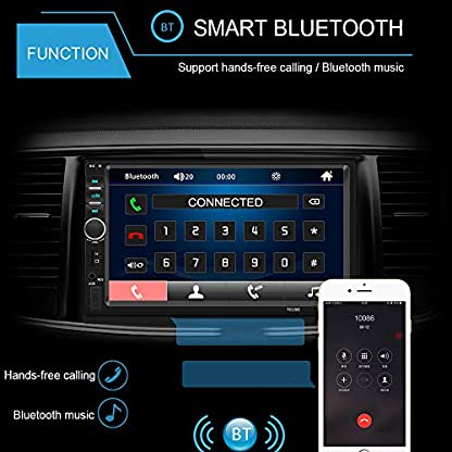 JuneJour-Doppel-Din-Auto-Stereo-Bluetooth-Radio-Video-Player-7-Zoll-Touchscreen-Auto-Video-Stereo-Auto-MP5-Player-Untersttzung-FM-Android-Telefon