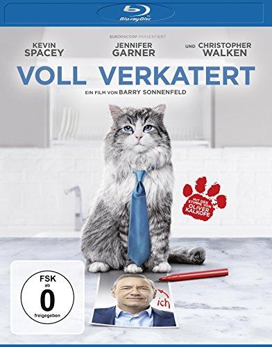 Voll verkatert [Blu-ray]