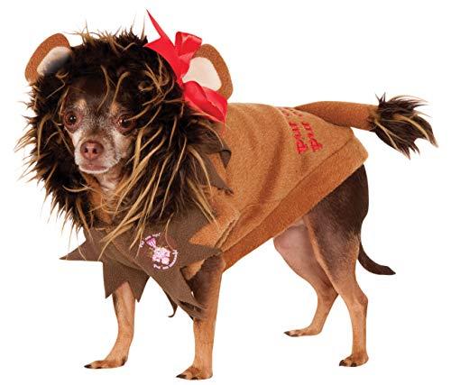 Rubies Costume Zauberer von Oz Collection Pet Kostüm (Zauberer Von Oz Kostüm Hund)
