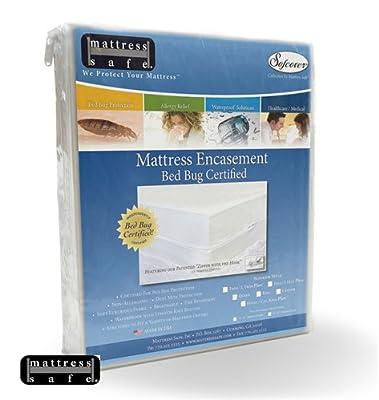 Housse de matelas 160 x 200 x17 - Mattress Safe