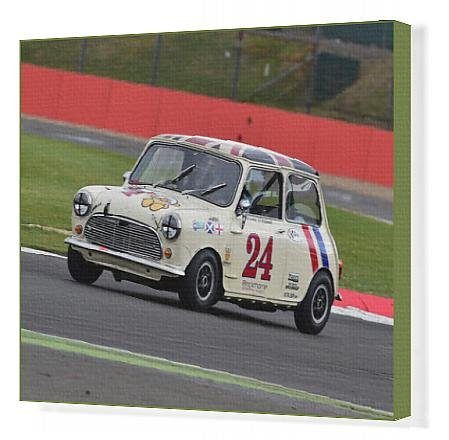 canvas-print-of-cm15-4306-martin-o-connell-jonathan-lewis-austin-mini-cooper-s