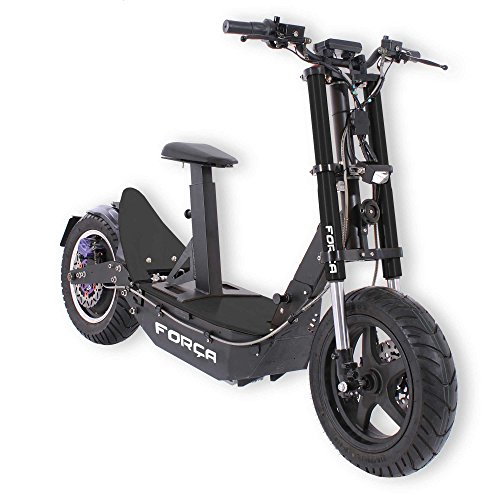 Unbekannt forca bossman-xl 2000w sxx-pro big-wheel SCOOTER NEGRO