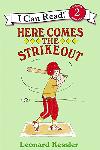 Here Comes the Strikeout! (An I Can Read Book)
