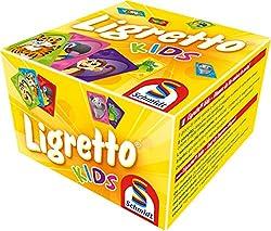 Schmidt Spiele 01403 - Ligretto Kids, Kartenspiel