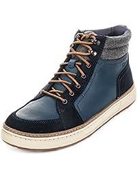 Clarks Lorsen Top - zapatillas deportivas altas de cuero hombre