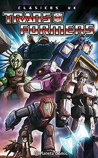 Transformers Marvel UK nº 02/08 par  Varios autores
