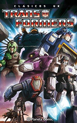 Transformers Marvel UK nº 02/08 (Independientes USA)