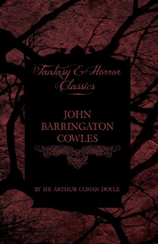 John Barrington Cowles (Fantasy and Horror Classics) Cover Image