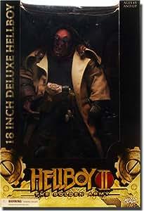 Mezco - Hellboy 2 The Golden Army - Figurine Hellboy - 45 cm