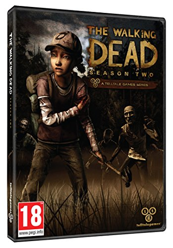 PC The Walking Dead Season 2 UK Import auf Deutsch spielbar (Walking 2 Für Dead Season Pc)
