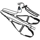 aeroSling ELITE Set APE – Profi Sling-Trainer Paket inkl ELITE Plus, Türanker, Fußschlaufen, Befestigung - 2