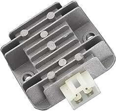 Xfight-Parts 706902 Motorgeh/äusedeckel links Schwarz 430mm lang ohne Kupplungsabfrage 12Zoll 139QMA 139QMB GY6 4Takt 50ccm