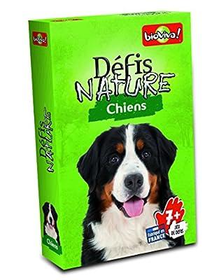 Défis Nature - 282659 - Chiens - Vert