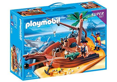 PLAYMOBIL Super Set Isla Pirata