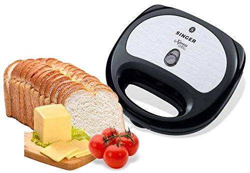 Singer Xpress Grill 600 Watts Sandwich Maker