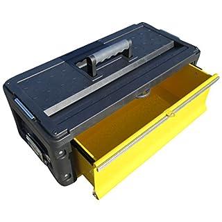 305BBBD jetzt neu mit Schubladenverriegelung und Schloss von AS-S Metall Werkzeugtrolley XXL Type
