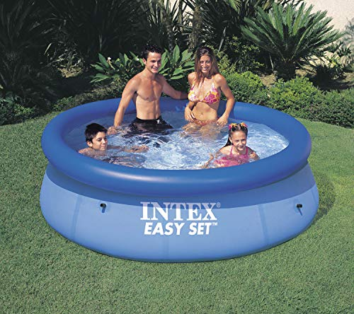 Intex 28110NP - Piscina hinchable 244 x 76 cm, 2.419 litros