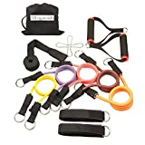 Yupro ejercicio banda de resistencia para edificio de musculo, casa de ejercicios, gimnasio, ejercicios de entrenamiento de clase, ejercicios de rehabilitaciš®n
