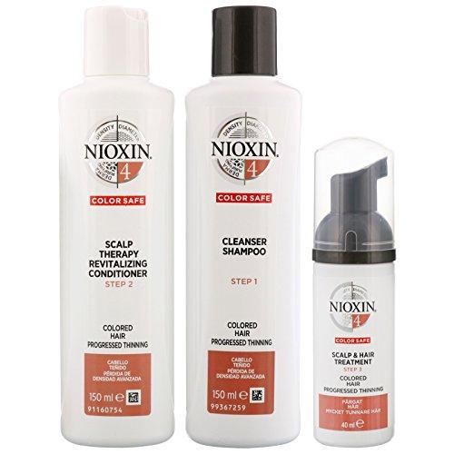 NIOXIN System 4 Haarpflegesystem Starter-Set, 340  ml -