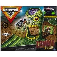 Monster Jam Playsets Acrobacias Zombie 1:64 (BIZAK 61925873)