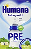 Humana Anfangsmilch Pre mit LCP und GOS, 700 g