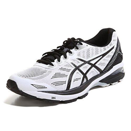 Asics Gt 1000 5, Chaussures de Running Compétition Homme white