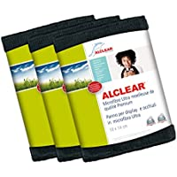 ALCLEAR Microfibre Cloth for Display and Glasses Pack of 3 preiswert