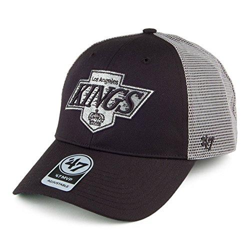 '47 Brand Los Angeles Kings Branson MVP Trucker Cap Black