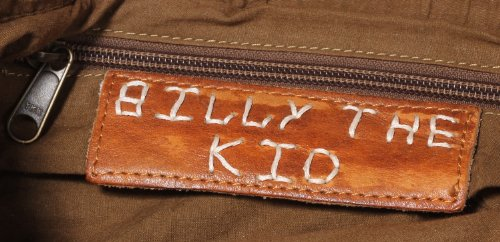 Billy the Kid Candy borsa a tracolla pelle 32 cm Berry