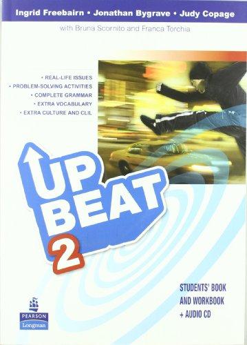 Upbeat. Student's book-Workbook. Ediz. leggera. Per le Scuole superiori. Con espansione online: 2