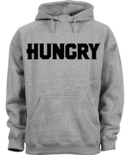 hungry-awesome-status-slogan-funny-quote-design-pullover-men-women-uomo-donna-unisex-grey-melange-ho