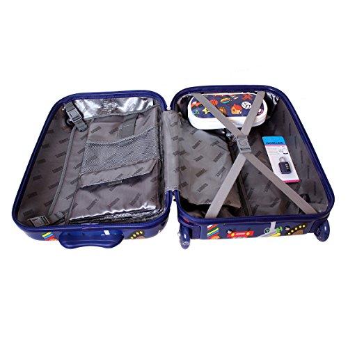 preisvergleich karry kinder koffer reisekoffer trolley. Black Bedroom Furniture Sets. Home Design Ideas