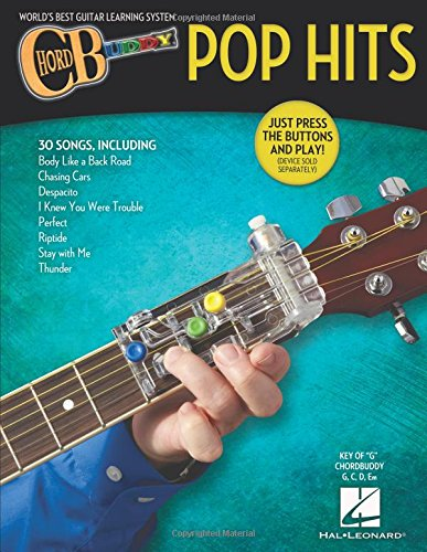 Chordbuddy - Pop Hits Songbook