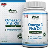 Omega 3 Fish Oil 1000 mg | Huile de...